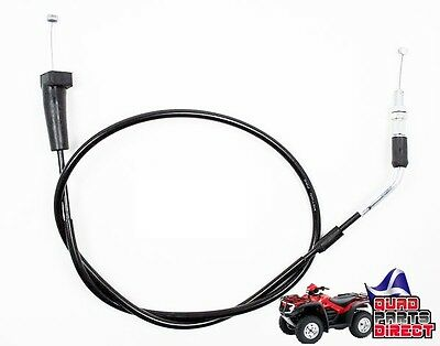 NEW Thumb Throttle Cable For Yamaha Yfz 350 Banshee 1986