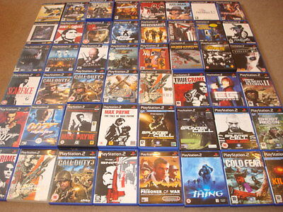 A List Of Games For Ps2 | Games World