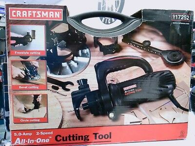 Craftsman All In One Cutting Tool Router