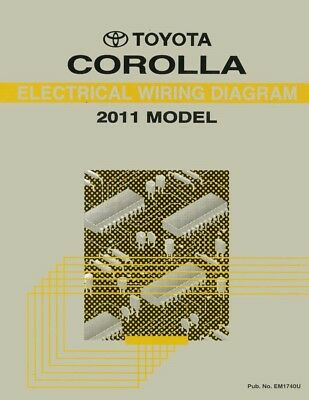 1999 toyota corolla wiring diagrams schematics layout