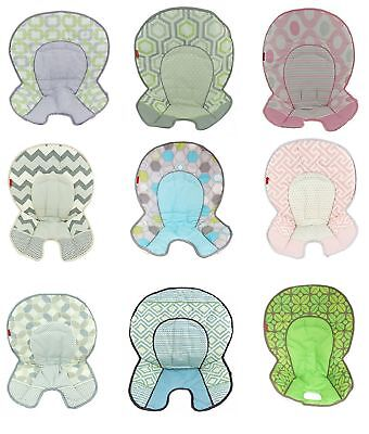 fisher price space saving high chair rocking cushions for child rocker saver replacement seat pad cushion cover pick 1
