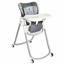 Graco Slim Spaces High Chair Wooden Church Chairs With Kneelers 75 00 Picclick