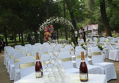christmas folding chair covers dining modern new spandex seat cover wedding party banquet 100pcs white event