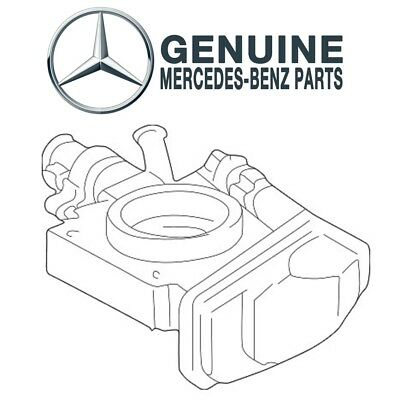 MERCEDES THROTTLE BODY Actuator--000 141 89 25--Repair