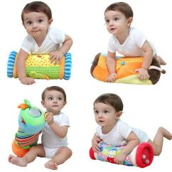 Baby Blow Up Ring Chair Cover Rentals Edinburgh Play Inflatable Seat Nest Sitting Support Gym Sit Me Pillow