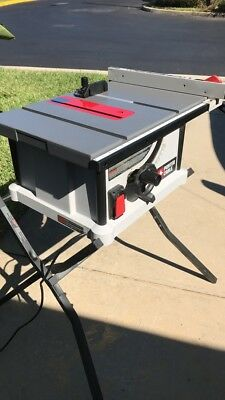 Porter Cable Pcb222ts Table Saw