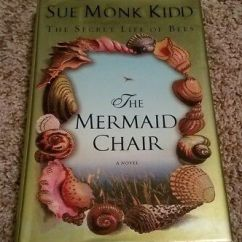 The Mermaid Chair Reclining Camping With Footrest By Sue Monk Kidd 2005 Hardcover 25 Euc