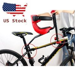 Baby Chair Carrier Fontaine Wingback Front Back Bike Bicycle Security Seat For Child Kids Usa