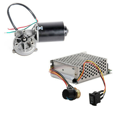 Low Rpm Electric Motor