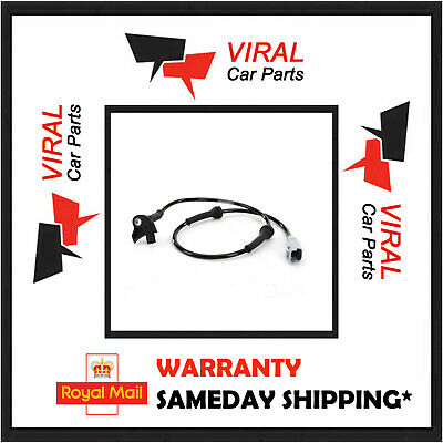 FOR PEUGEOT 307 Front ABS Wheel Speed Sensor Wire Brand