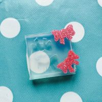 Silicone Earring Unicorn Mold - Earrings Resin Crafter ...
