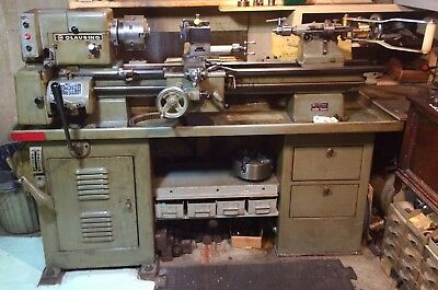 Atlas Clausing Lathe For Sale