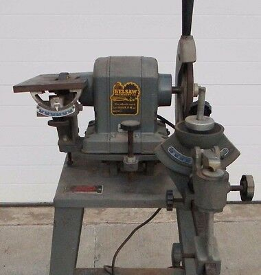 Belsaw Sharpener Model 10550