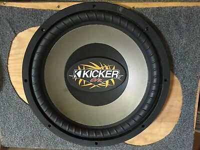 kicker cvr process of business communication with diagram comp 18 most rare car audio 18in subwoofer the