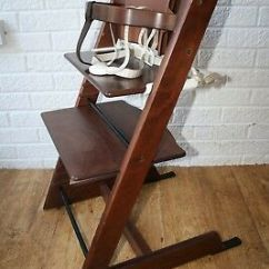 Stokke Chair Harness Zero Gravity Review Tripp Trapp With D Rings Attachments Excellent Highchair Baby Seat And Tray Walnut