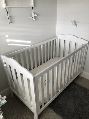 Wooden Mothercare Cot Bed