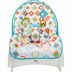 Baby Chair Rocker Folding Table And Chairs Target Infant To Toddler Bouncer Seat Sleeper Swing Toy Geo Diamonds