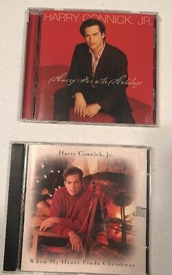 lot of 8 harry connick jr cds christmas only turtle we are 25 she