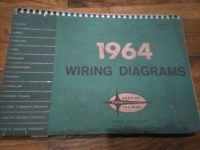 66 thunderbird alternator wiring diagram wiring schematic diagram  oem ford  1964 wiring diagram book falcon fairlane mercury