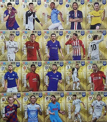 Panini Adrenalyn XL FIFA 365 2020 Limited Edition to choose from 2019/2020 season