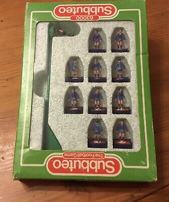 subbuteo team Barcelona Complete In Original Box