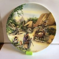 Royal Doulton The Thatcher Decorative Plate  6.00 ...