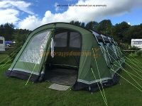 Outwell 7 Person Tent & Outwell Flagstaff 5 Tent . Sc 1 St ...