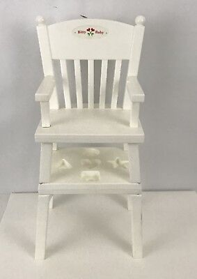 american girl high chair rectangular leg glides bitty baby shapes 28 00 picclick doll no tray or red lettering