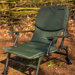 Qdos Fishing Chair Diy Bows Superior Arm Lightweight Extra Padded Camping Free Low