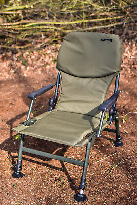 qdos fishing chair folding desk with wheels superior arm lightweight extra padded camping free low recliner super light weight p sale