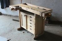 SJOBERGS WOODWORKING BENCH - 195.00 | PicClick UK