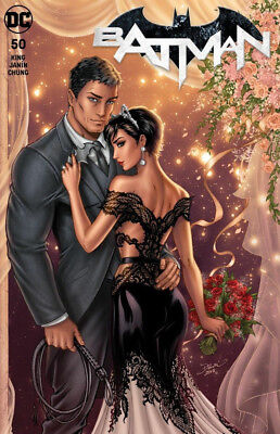 Image result for Batman and Catwoman comic wedding
