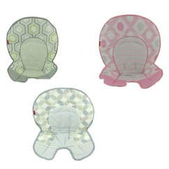 Fisher Price Space Saving High Chair Reclining Game New Saver Replacement Pad Cover Choose Pattern 19 99 Picclick