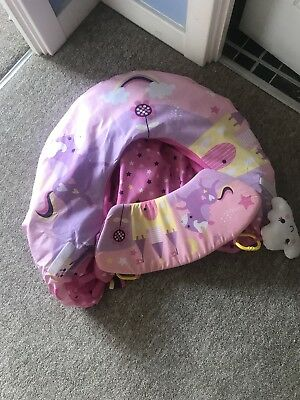 baby blow up ring chair step 2 table and set mothercare sit me cosy play nest 10 00 picclick uk red kite unicorn inflatable