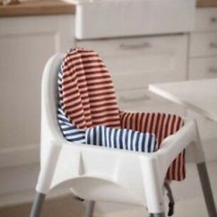 Ikea High Chairs Bunjo Bungee Chair Parts Cushion And Cover 9 99 Picclick