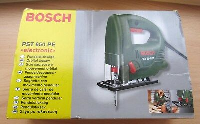 How To Remove Blade From Bosch Jigsaw Pst 650