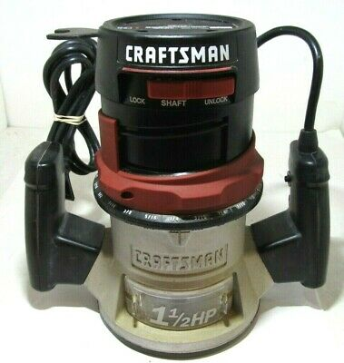 Craftsman Router Model 315275