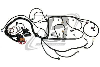 2014-18 (GEN V) Lt1/L83/L86 Standalone Wiring Harness With