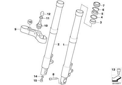 Ball Joints, Suspension & Handling, Motorcycle Parts