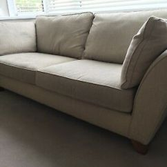 Barletta Sofa Bed Hawaii Marks And Spencer 3 Seater 85 00 Picclick Uk