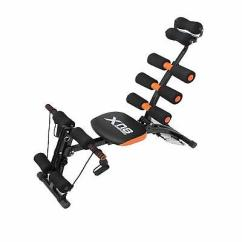 Multi Gym Chair Massage Whole Foods 18 In 1 Home Workout Exercise Abs Seat Cruncher Body Abdominal Core