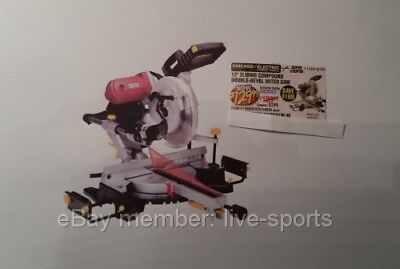 Harbor Freight 12 Inch Miter Saw Coupon