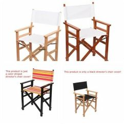 Striped Directors Chairs English Roll Arm Chair And A Half Natural Bamboo 35 H Pink Lavender Stripes Canvas Casual Replacement Cover Seat Covers Set Outdoor Garden