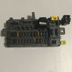 Fuse Diagram For 1993 Honda Civic Kenwood Ddx6019 Wiring 1995 Under Dash Box Free You Panel Cover 1992 1994 92 Rh Picclick Com