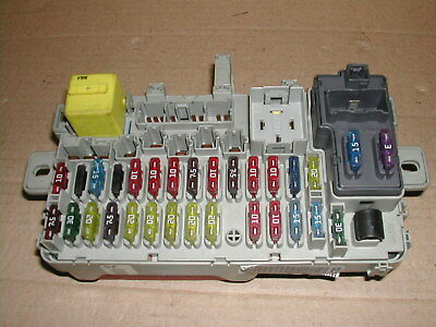 rover 45 fuse box wiring diagram - rover 600 fuse box location