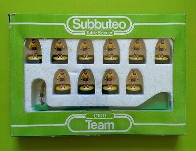Subbuteo LW Team 06: Alloa.