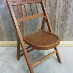 Antique Wooden Chairs Pictures Tuscan Dining Vintage Folding Chair Table Stand Old Stool Rare 7039