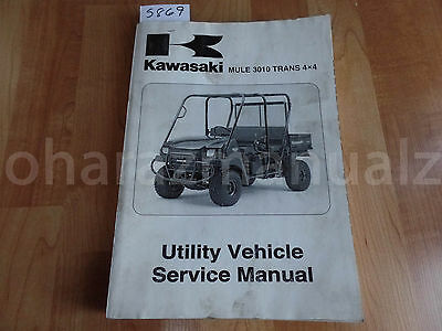 Wiring Diagram 2001 Kawasaki Mule 3010    Wiring Diagram