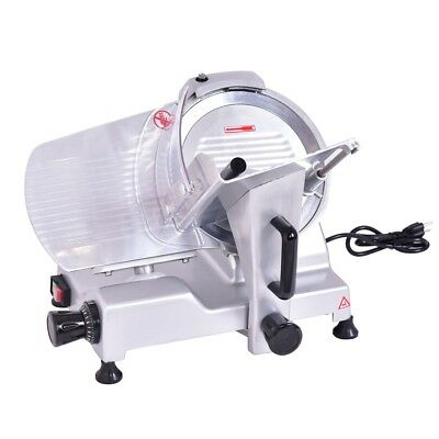 kitchen food slicer open island 10 blade commercial meat deli cheese industrial machine