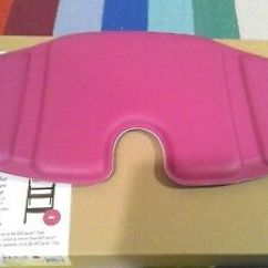 Oxo Tot Sprout Chair Replacement Cushion Set Taupe Soccer Ball Bean Bag High Pink New Other